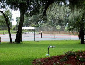 Tennis / Pickleball Courts