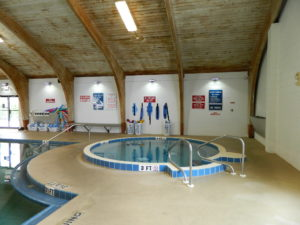 Spa for up to 15